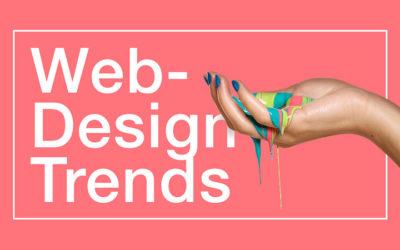 Web Design trends – Σχεδιασμός ιστοσελίδων