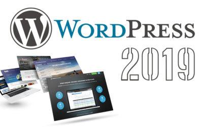 Κατασκευή ιστοσελίδας WordPress – Τάσεις 2019